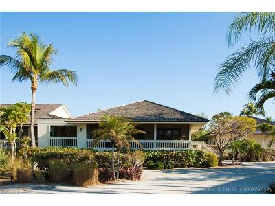 Captiva Condo/Townhouse For Sale: 2 Beach Homes