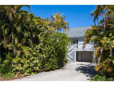 Sanibel Single Family Home For Sale: 4221 Gulf Pines Dr