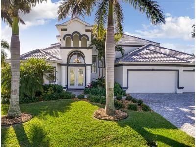 Cape Coral Single Family Home For Sale: 2714 El Dorado Pky W