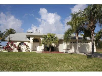 Cape Coral Single Family Home For Sale: 4416 SW 24th Ave