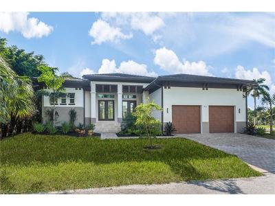 Bonita Springs Single Family Home For Sale: 27111 Mora Rd