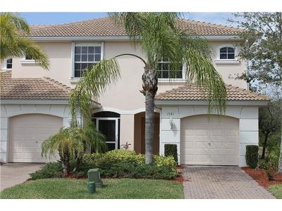 Coral Lakes Condo/Townhouse For Sale: 1381 Weeping Willow Ct