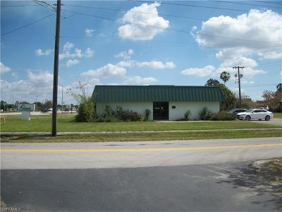 Clewiston Commercial For Sale: 626 W Sugarland