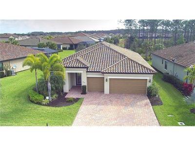 Bonita Springs, Estero Single Family Home For Sale: 20423 Black Tree Ln