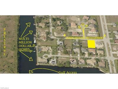 Cape Coral Residential Lots & Land For Sale: 2806 SW 44th Ter