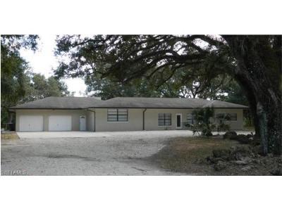 Alva FL Single Family Home For Sale: $497,777