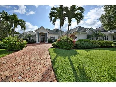 Fort Myers Single Family Home For Sale: 15961 Nelsons Ct