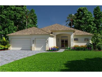 Cape Coral Single Family Home For Sale: 137 SE 32nd St