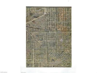 Lehigh Acres FL Residential Lots & Land For Sale: $3,900