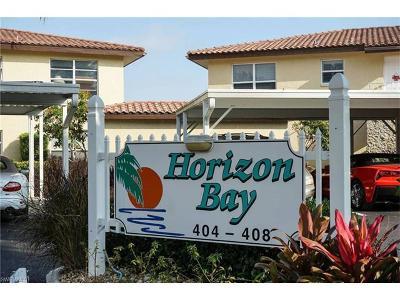 Cape Coral Condo/Townhouse For Sale: 408 Tudor Dr #2E