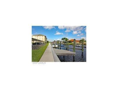 Cape Coral Condo/Townhouse For Sale: 1791 Four Mile Cove Pky #623