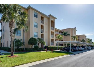 Estero Condo/Townhouse For Sale: 8490 Kingbird Loop #941