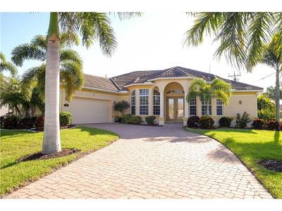 Cape Coral FL Single Family Home For Sale: $408,500