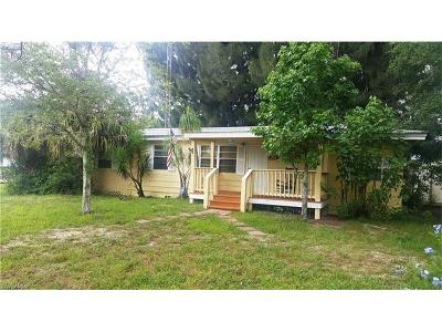 Clewiston Single Family Home For Sale: 3800 Hendry Isles Blvd