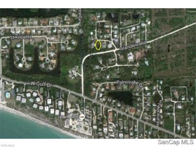 Sanibel Residential Lots & Land For Sale: 3013 Poinciana Cir