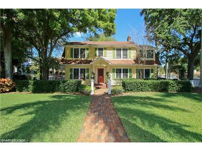 Single Family Home For Sale: 1431 Jefferson Ave