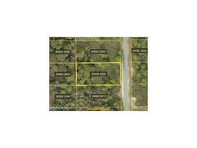 Alva Residential Lots & Land For Sale: 2019 Leroy Ave