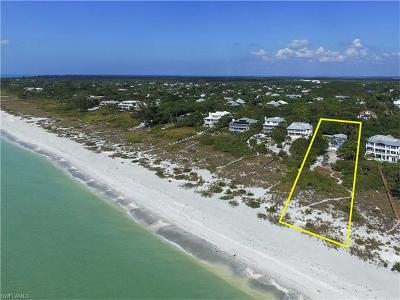 Sanibel Single Family Home For Sale: 3615 W Gulf Dr