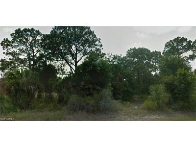 Clewiston Residential Lots & Land For Sale: 340 S Hacienda St