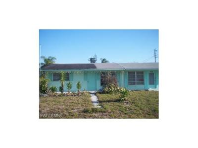 Lehigh Acres Condo/Townhouse Pending With Contingencies: 1123 Westminster St W