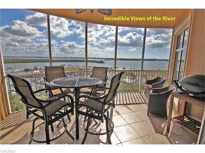 Cape Coral FL Condo/Townhouse For Sale: $758,900