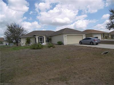 Lehigh Acres FL Single Family Home For Sale: $180,000
