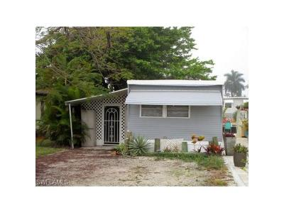 Fort Myers Beach FL Mobile/Manufactured For Sale: $235,000