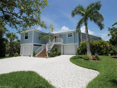 Sanibel Single Family Home For Sale: 3354 Barra Cir