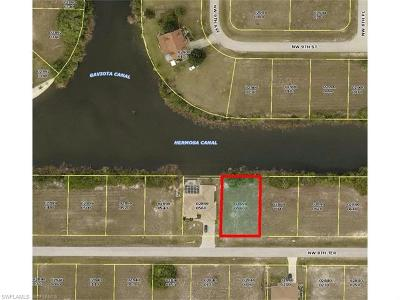 Cape Coral FL Residential Lots & Land For Sale: $20,000