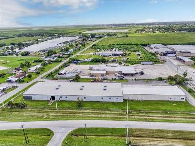 Clewiston Commercial For Sale: 1165 Evercane Rd