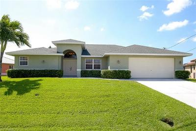 Cape Coral Single Family Home For Sale: 2122 SW 43rd Ter