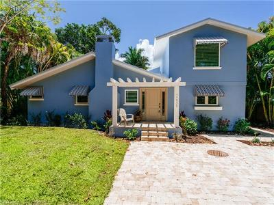 Captiva Beach Single Family Home For Sale: 11535 Wightman Ln