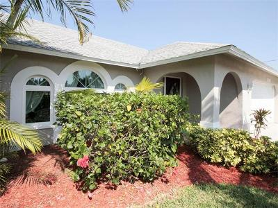 Cape Coral, Matlacha, North Fort Myers Single Family Home For Sale: 1910 SE 10th Pl