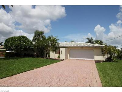 Cape Coral Single Family Home For Sale: 1757 SE 46th Ln