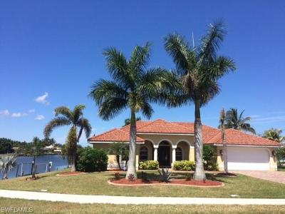 Cape Coral Single Family Home For Sale: 4018 Oasis Blvd