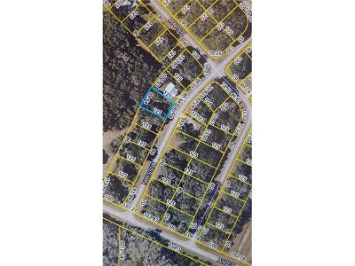 Glades County Residential Lots & Land For Sale: Mission Ln