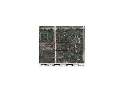 Clewiston Residential Lots & Land For Sale: 535 S Datil St