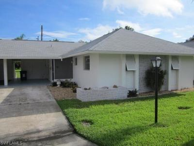Lehigh Acres Condo/Townhouse Pending With Contingencies: 315 Maycrest Rd