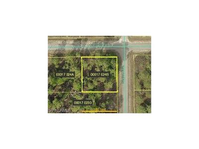 Lehigh Acres Residential Lots & Land For Sale: 4206 E 10th St