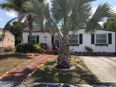 Clewiston Single Family Home For Sale: 420 W Circle Dr