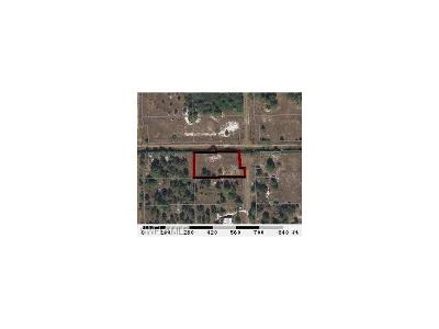 Clewiston Residential Lots & Land For Sale: 380 N Jinete St
