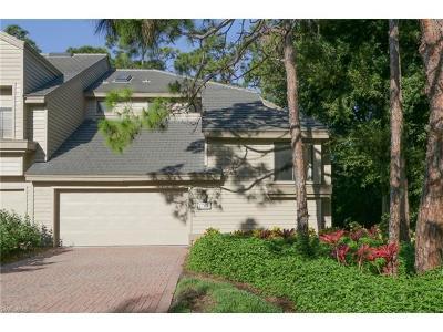 Bonita Springs Condo/Townhouse For Sale: 27100 Oakwood Lake Dr