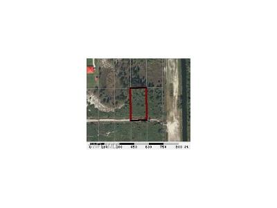Hendry County Residential Lots & Land For Sale: 7736 2nd Pl
