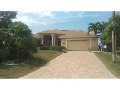 Cape Coral Single Family Home For Sale: 1330 NW 40th Pl