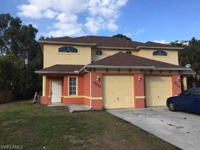 Fort Myers Multi Family Home For Sale: 9077 San Carlos Blvd