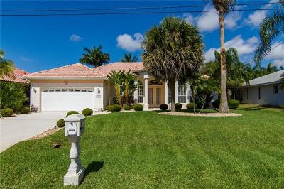 Cape Coral Single Family Home For Sale: 3628 SW 1st Pl