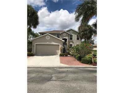 Fort Myers Single Family Home For Sale: 15736 Beachcomber Ave