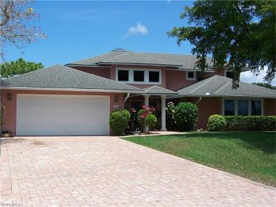 Cape Coral Single Family Home For Sale: 2515 NW 14th Ter