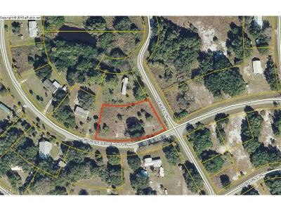 Moore Haven Residential Lots & Land For Sale: 1174 Horseshoe Loop