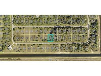 Fort Myers Residential Lots & Land For Sale: 253 Loadstar St